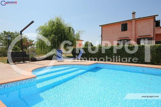 Tuscania – Appartamento 5 locali € 450 000 T501