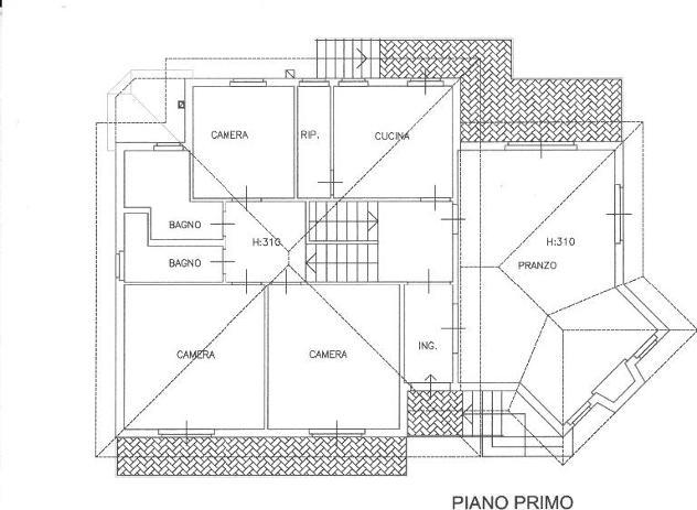 Villa singola in vendita a LE MAGGIOLA – San Giuliano Terme