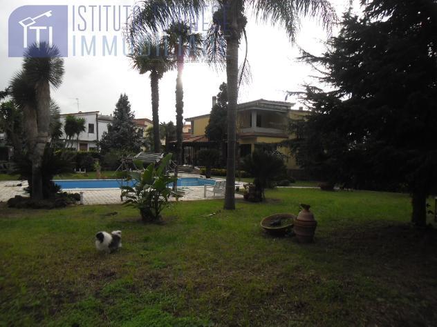 RifITI 013-SU29711 – Villa singola in Vendita a Giugliano in Campania