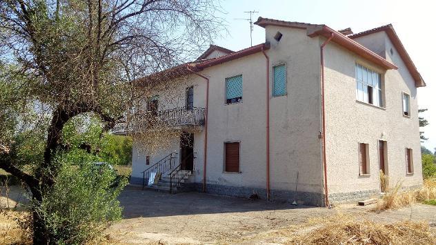 RifITI 006-SU63 – Villetta bifamiliare in Vendita a Aquino di 270