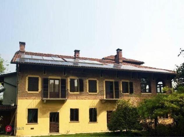Rustico/Casale in vendita a Brusasco