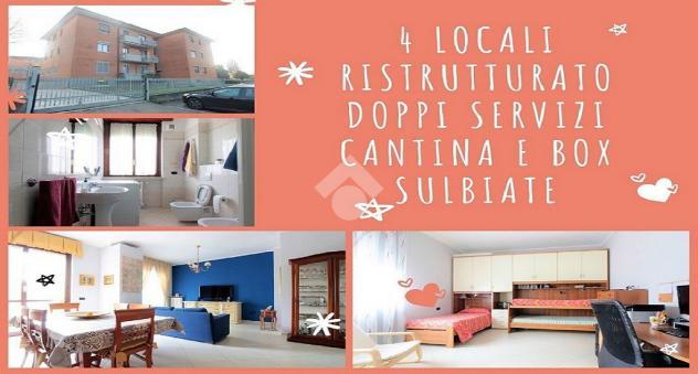 4 locali Via Piave, SULBIATE