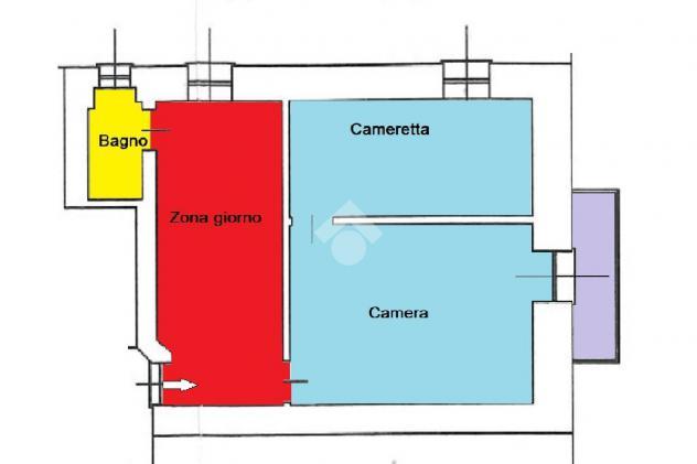 Casa di corte Via Bergamo, BELLUSCO