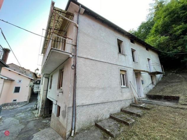 Casa indipendente di 140mq in Via Piano Sottano a Bormida
