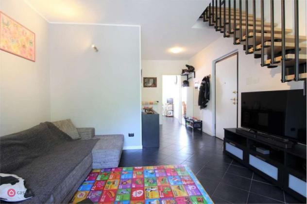 Appartamento di 94mq in Via Duzioni a Cantù