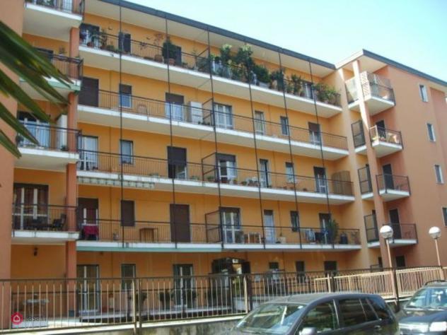 Appartamento di 60mq in Via Giovanni Pascoli 9 a Merate
