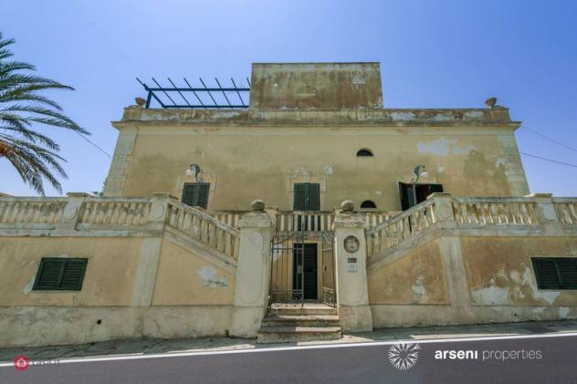 Villa di 500mq in Via Roma 4 a Santa Cesarea Terme