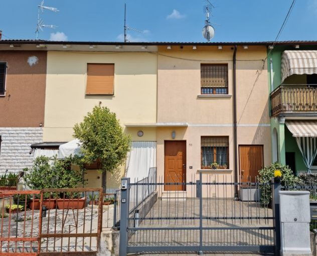 Villaggio Prealpino, villetta ristrutturata in classe B
