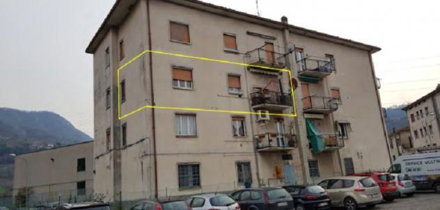 Abitazione di tipo popolare di 65 mq in vendita