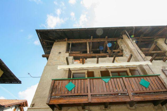 Comano Terme, località Bono grande mansarda da restaurare