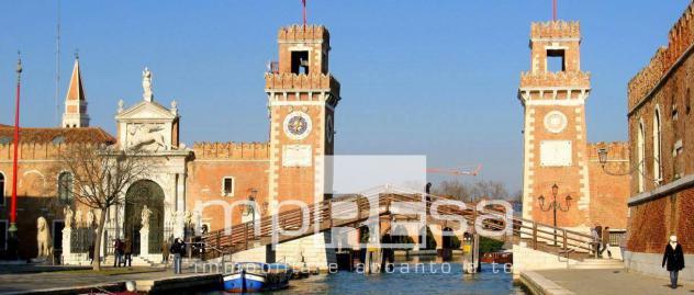 RifI/CADBA315 – Appartamento in Vendita a Venezia – Castello di 80 mq