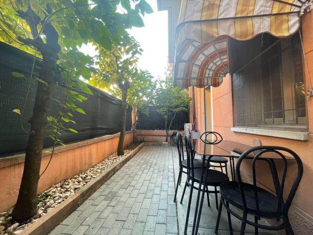 Bilocale con giardino completamente ristrutturato