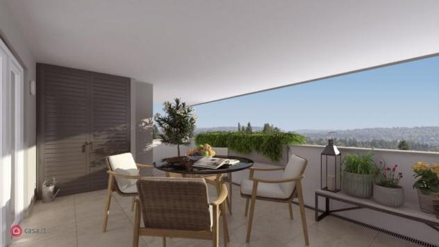 Appartamento di 79mq in Via Vitaliano Brancati 64 a Roma