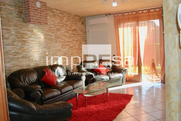 RifI/AL111 – Villa a schiera in Vendita a Breda di Piave – Saletto