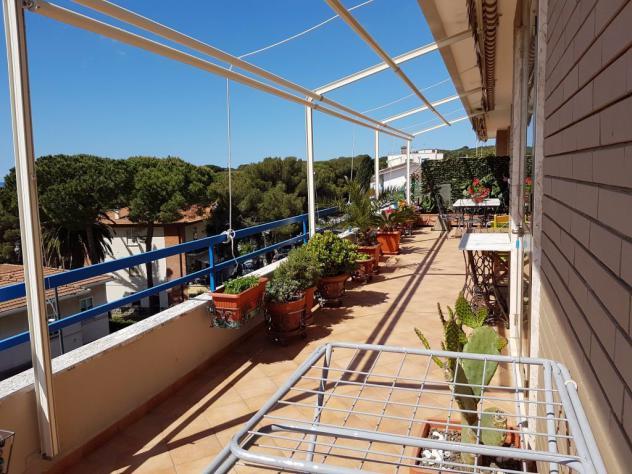 Appartamento in vendita a CASTIGLIONCELLO – Rosignano Marittimo 85 mq Rif: