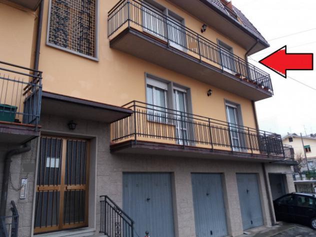 Appartamento di 110 m² con 4 locali e box auto in