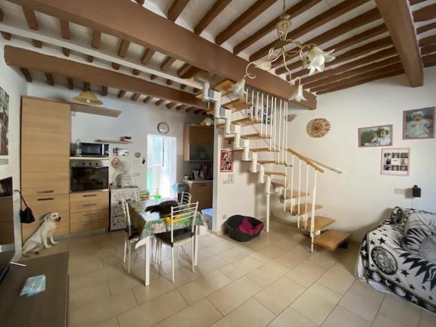 Terratetto in vendita a ULIVETO TERME – Vicopisano 65 mq Rif: