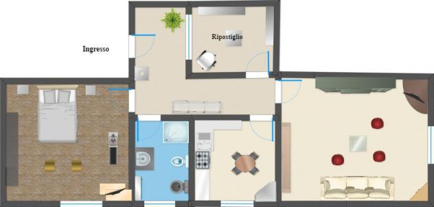 Appartamento a Parma – Rif pgmas